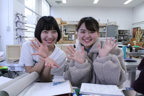 佐藤さんと中村さん