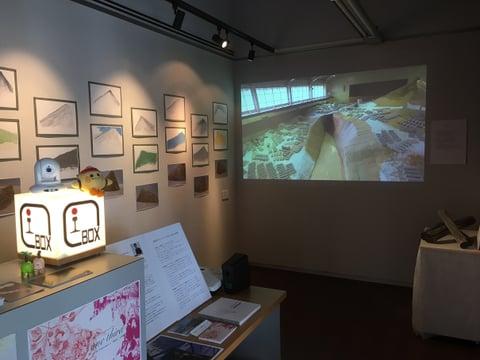 展示室の様子2