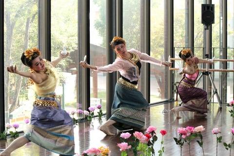 「タイ舞踊の魅力8」
